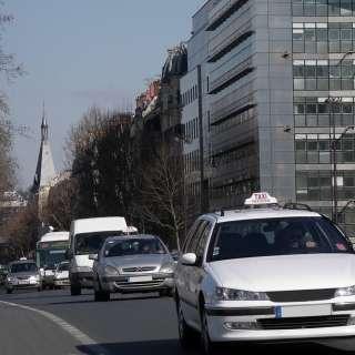Taxi ruffec